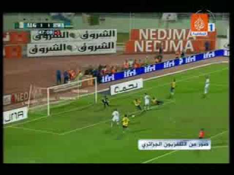 Algérie 3 1 Rwanda نشرة الجزيرة الرياضية