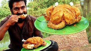 Mud Chicken Making | കളിമണ്ണിൽ ചുട്ട കോഴി കഴിച്ചിട്ടുണ്ടോ | M4tech |