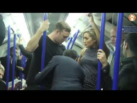 Xxx Mp4 Muslim Guy Stands Up For A Girl Being Harrased On The Subway 3gp Sex