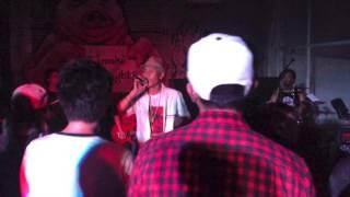 IRIE SUNDAY / PAPA U-Gee with LADY-I RIDDIM SECTION feat RAS KANTO 02142016
