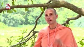 Tamil interview Hare Krishna - HG Vasudeva dutta das