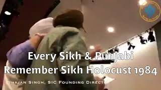 Recent Protest by Mr.Singh against Indian Council and Kundlian Yoga Disrespecting Sikh Principles