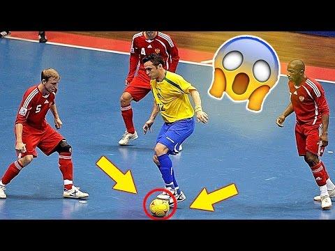 Las Jugadas Mas Humillantes del Fútbol Futsal 1