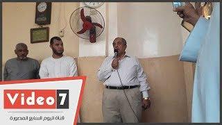 وزير الزراعة من مسقط رأسه: أشكر القيادة السياسية على ثقتها.. والوزارة تحتاج مجهودا شاقا