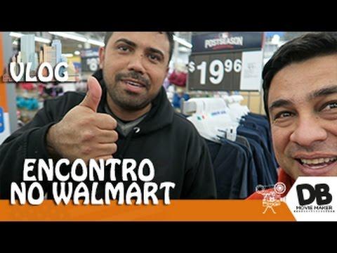 Roupas de frio e encontro com inscrito no Walmart - Db In The USA #535