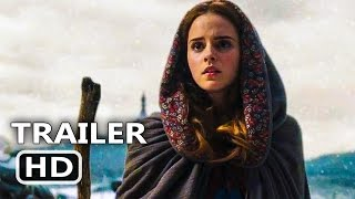 BEAUTY AND THE BEAST Golden Globes TV Spot (2017) Emma Watson Movie HD