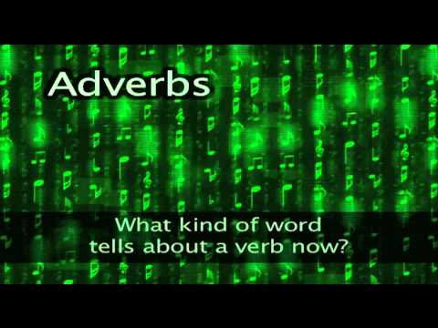 Adverb Song Educational Music Video