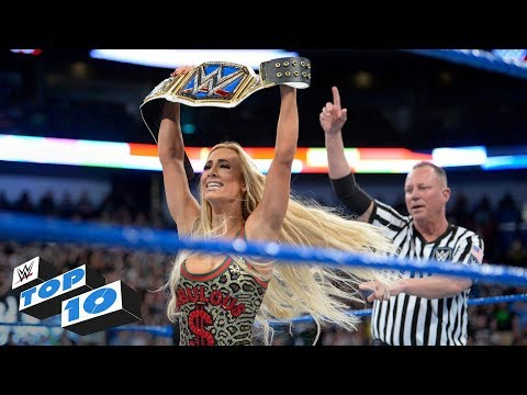 Top 10 SmackDown LIVE moments: WWE Top 10, April 10, 2018