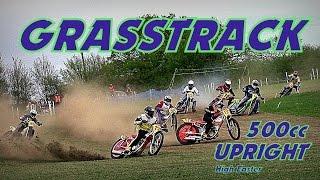 High Easter: Grasstrack 500cc Upright