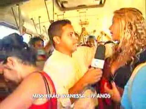 MISS EIXÃO WANESSA FERNANDES