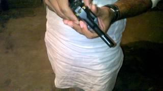32 bore Revolver