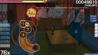 【osu!】Anata Magic - monobright (Easy - Hard Rock - Rank SS)