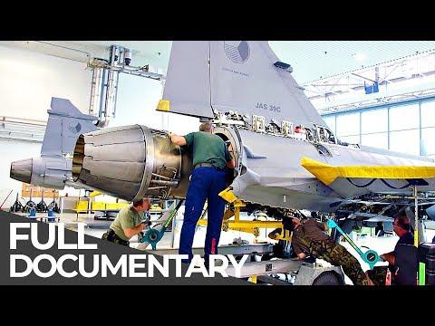 Fighter Jet War Machine Heavy Maintenance Mega Pit Stops Episode 3 Free Documentary