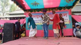 A very beautiful Stage Drama Performed at  Victory Day 2017 program