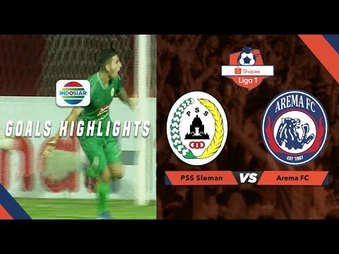 Xxx Mp4 PSS Sleman 3 Vs Arema Malang 1 Goal Highlights Shopee Liga 1 3gp Sex