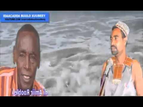 Somalinimada Ma Liisku Diidaa Waxaa Jilaaya Allaha U Naxariiste Awkuku Iyo Marshaale