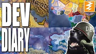 50+ NEW NATIONS!!! - Dev Diary - Hearts of Iron 4 HOI4