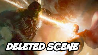 Justice League Deleted Scenes and Alternate Post Credits Scene Breakdown