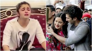 Varun Made Alia Cry On The Sets | Aditya-Katrina