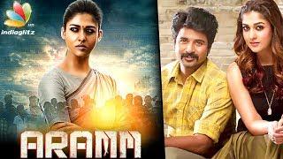 Nayanthara's shocking move after 5 YEARS for Aram | Hot Tamil Cinema News, Velaikaran