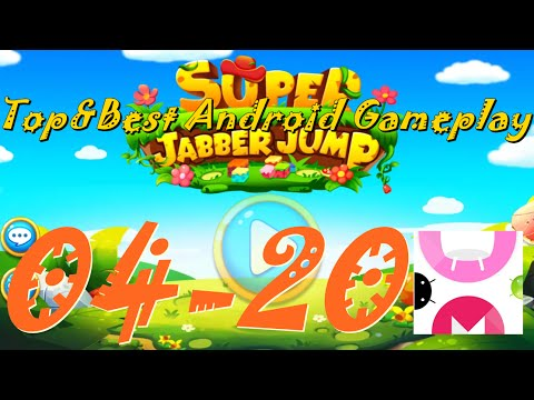 Super Jabber Jump Android Gameplay World 04-20