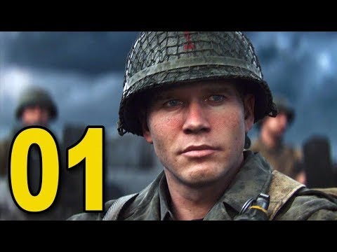 Xxx Mp4 Call Of Duty WWII Part 1 D Day 3gp Sex