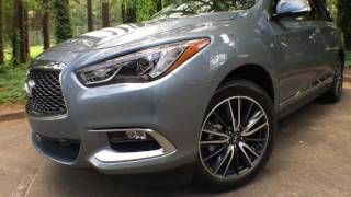 Best Detailed Walkaround 2016 Infiniti QX60 AWD 3.5L V6