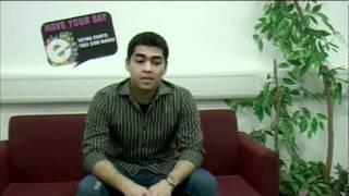 Ashiqul Amin Khan - Student Officer Candidate