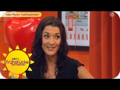 Tabu-Thema Lieblingskind | SAT.1 Frühstücksfernsehen
