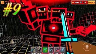 BATTLING THE BUG!! | Pixel Gun 3D Campaign #9