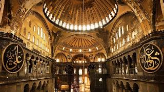 Hagia Sophia - Istanbul - Turkey 4K Ultra HD 2160p