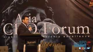 Asia BPO Summit - Jibin Arjunan