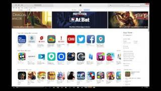 How to get apps on School iPad