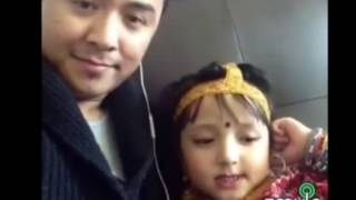 THOOLI Nepali movie song covered by Daddy&Daughter