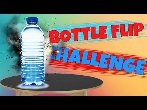 Бутылка Воды Челендж |PaSHaTO