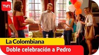 Doble celebración para Pedro | La Colombiana - T1E38