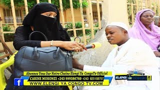 Carine Mokonzi Akomi Musulman Ba Fongoli Ramadan Botala Place Yako Fete Eza te Ba Maman Ba Leli Grav
