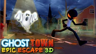 Ghost Town Epic Escape 3D (by GENtertainment Studios) Android Gameplay [HD]
