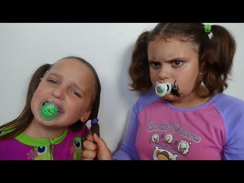 Bad Baby Victoria vs Crybaby Annabelle