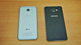 Samsung Galaxy A8 (2016) vs Galaxy A9 Pro (2016) - Review & Camera Test (4K)