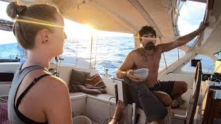 Gentleman Don't  Sail To Weather - Sailing Vessel Delos Ep. 188