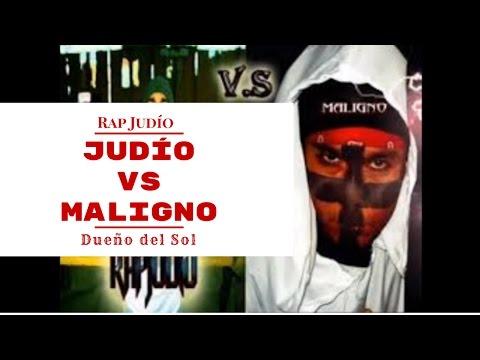 Rap Judío Judío vs Maligno