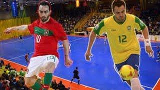 falcao vs Ricardinho skills⚫ dribles⚫ gols futsal