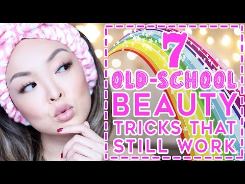 7 Old School Beauty Tricks That Still Work!