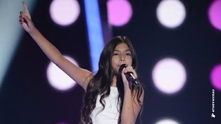 Isabella Sings Love On Top | The Voice Kids Australia 2014