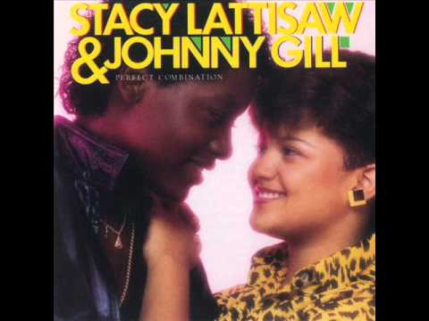 Johnny Gill & Stacy Lattisaw Where Do We Go From Here 12in Extended Version