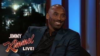 Kobe Bryant on Friendship with Michael Jordan & Magic Johnson