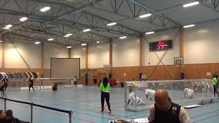 2018 Goalball World Championships Germany v Canada 2nd Half