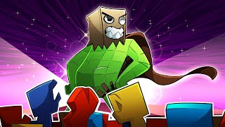 The return of Paper Bag Man 📝 (Pummel Party Funny Moments)
