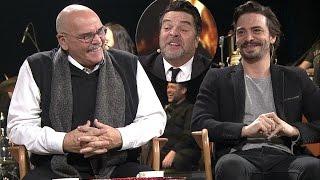 Beyaz Show- Viyana'da, Ahmet Kural ve Murat Cemcir'i kimse tanımadı!